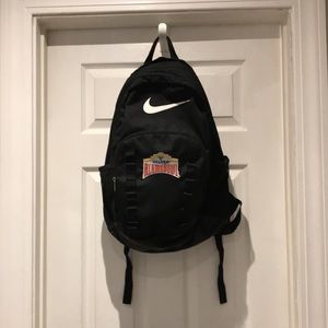 Nike Valero AlamoBowl appliqué backpack
